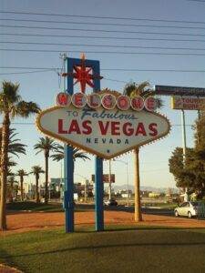 Roadtrip Las Vegas USA